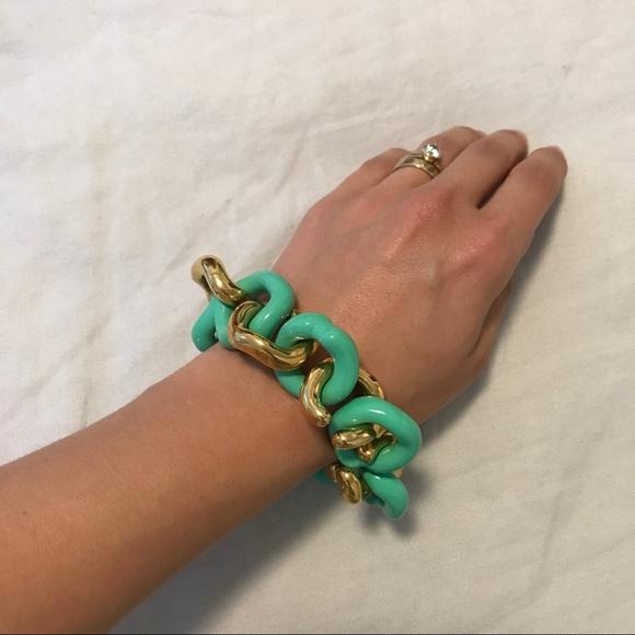 J. Crew Jewelry - Chunky Chain Link Bracelet